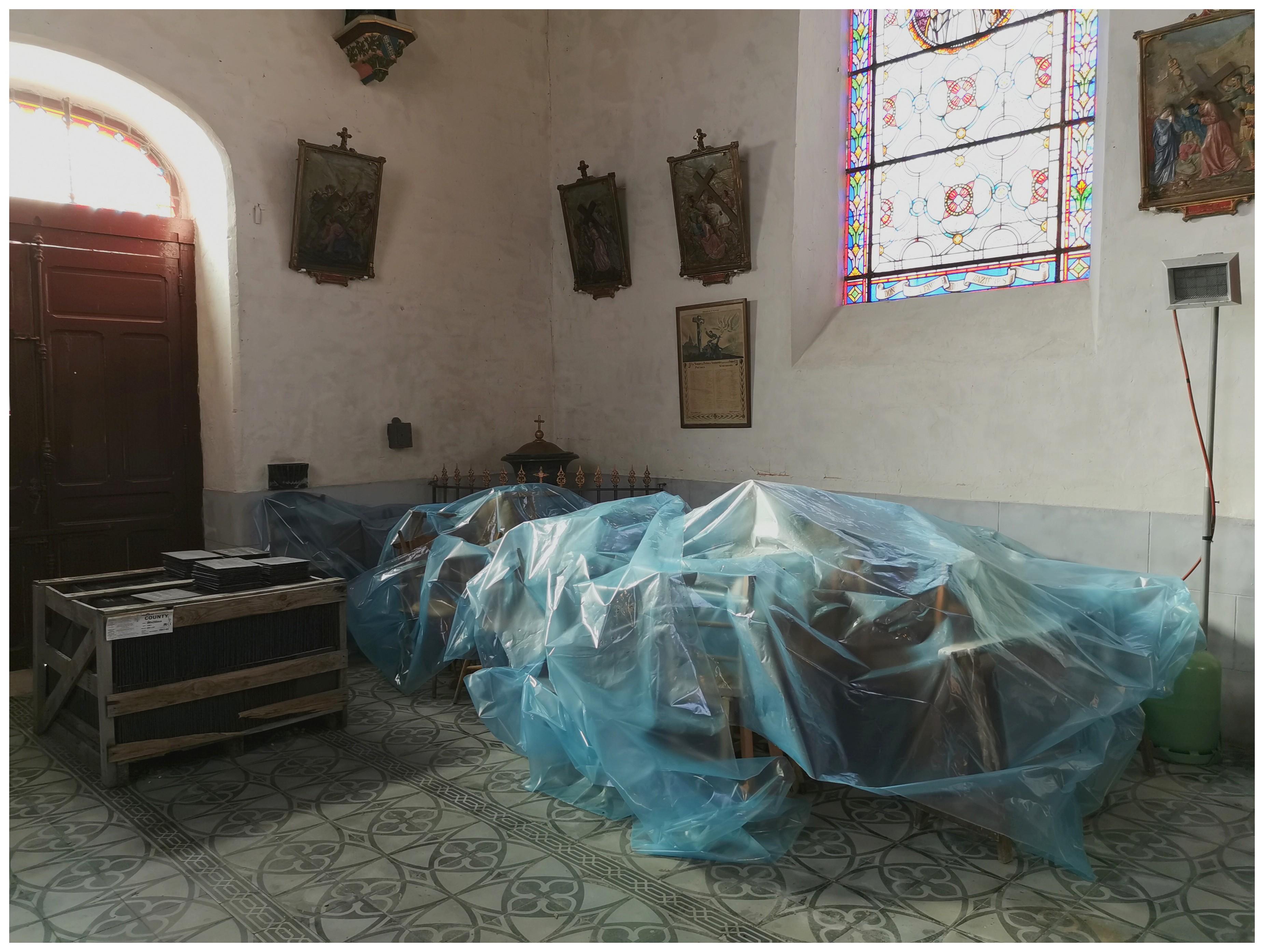 Restauration de l'église Saint-Martin