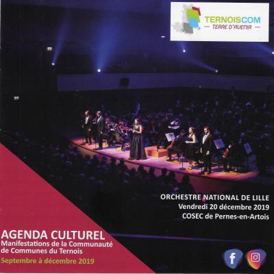 Agenda culturel ternois com