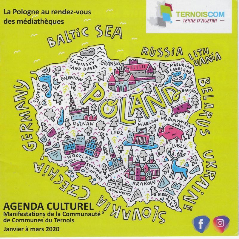 Agenda culturel ternoiscom janvier a mars