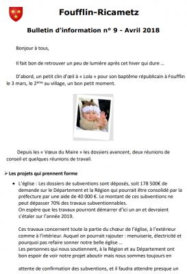 Bulletin1