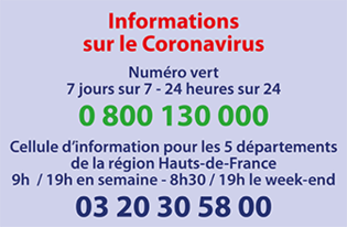 Coronavirus informations large